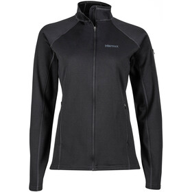 Marmot Stretch Fleece Jacket Dam black